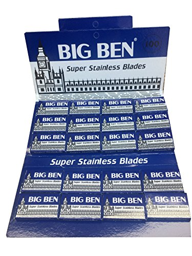 Big Ben Super Stainless Double Edge…