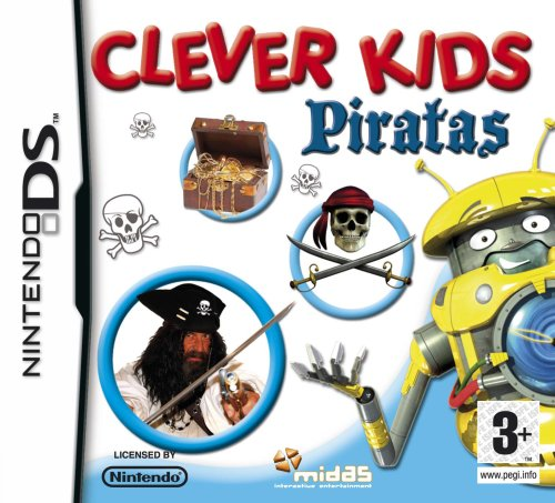 [Import Anglais]Clever Kids Pirates Game DS