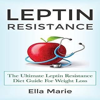 Leptin Resistance audiobook cover art
