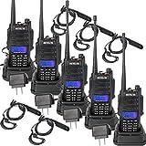 Best long range radio walkie talkie - Retevis RT6 IP57 Waterproof Walkie Talkie Long Range Review