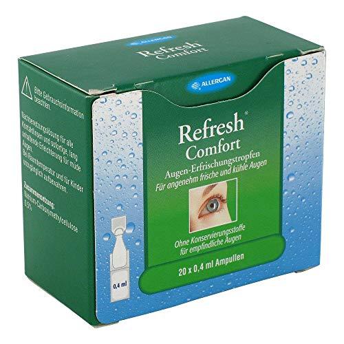 REFRESH Comfort Augen-Erfrischungstropfen 20X0.4 ml