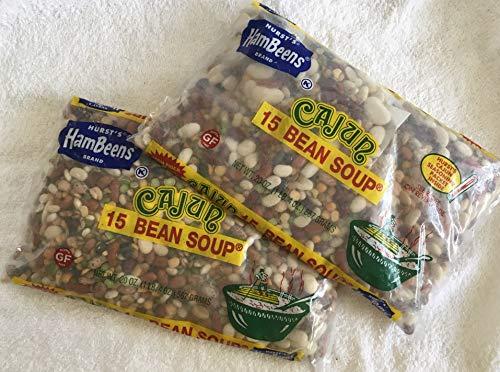 HamBeens Cajun 15 Bean Soup 2 Bags