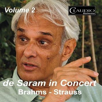 De Saram In Concert, Vol.2