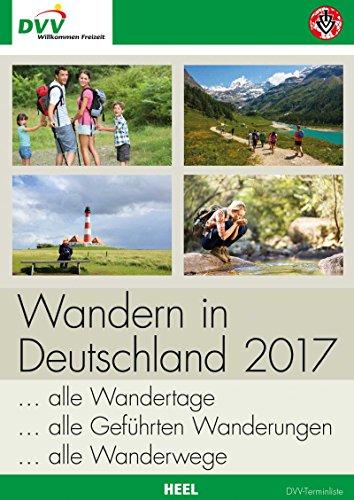 Wandern in Deutschland 2017
