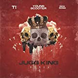 Young Scooter Jugg King Remix Print Poster