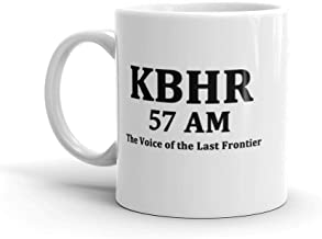KBHR 570 AM. 11 Oz Mugs Makes The Perfect Gift For Everyone. 11 Oz Ceramic Glossy Gift For Coffee Lovers Quote Mug Gifts For Men & Women