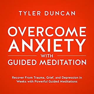 Overcome Anxiety with Guided Meditation cover art