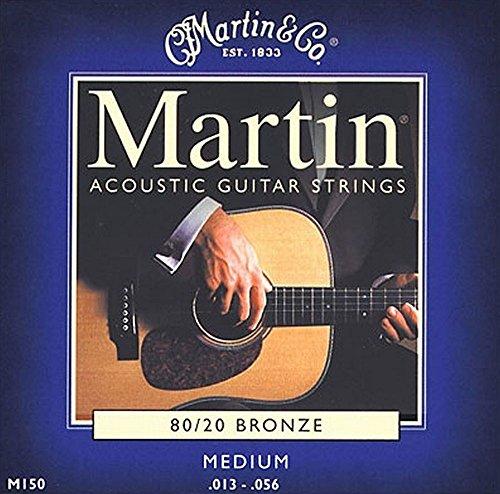 Martin Western-Gitarren Saiten MA-150 medium .013 – .056