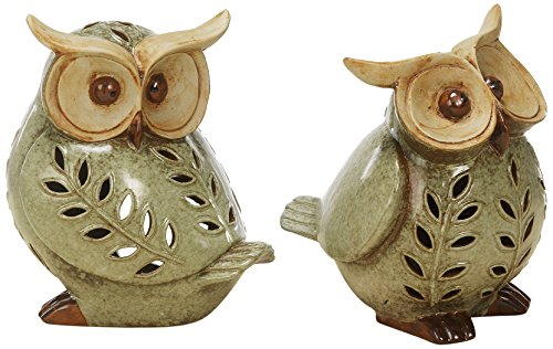 Sunny Toys 14571 - Set da 2 Lanterne a Vento a Forma di Gufo, Circa 16 cm, Set da 2 Pezzi Assortiti