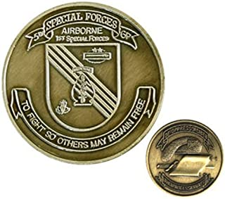 5th Special Forces Challenge Coin