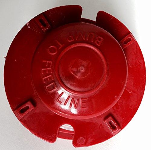 Bobine de fil Bobine Bobine Débroussailleuse à essence Sense Bobine de fil de rechange pour Einhell BG BC 43/1 et Einhell BG 43 Débroussailleuse à essence Tondeuse à moteur Brush Cutter