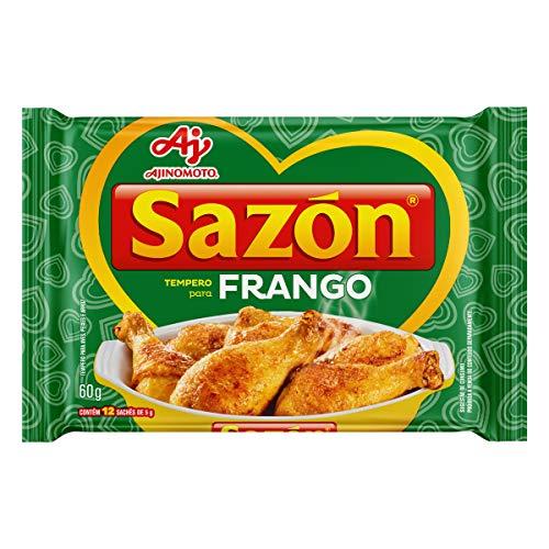 味の素 総合調味料 サゾン/魚肉料理、ご飯用/60g(12x5g)/SAZON/verde