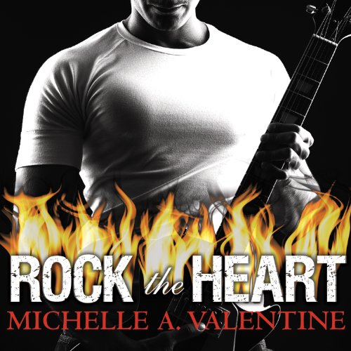 Rock the Heart audiobook cover art