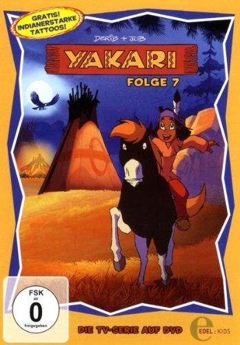 """Yakari – """"Schneeball in Gefahr"""