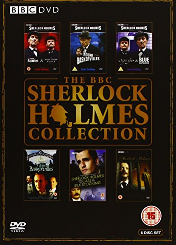 Bbc Sherlock Holmes Collection (5 Dvd) [Edizione: Regno Unito] [Edizione: Regno Unito]