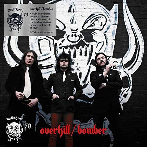 OVERKILL/BOMBER-LP RSD19-MOTRHEAD