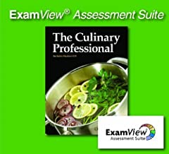 The Culinary Professional: Test Software - Examview Assessment Suite, Win/Mac by Joan Lewis (2009-04-14)