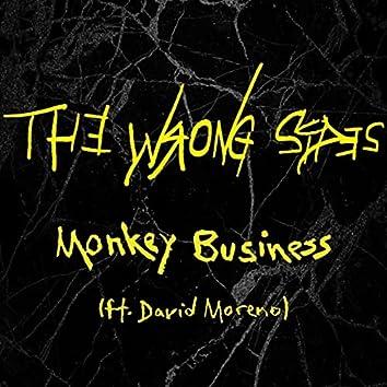 Monkey Business (feat. David Moreno)