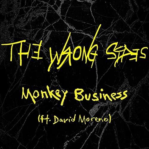 The Wrong Sides feat. David Moreno