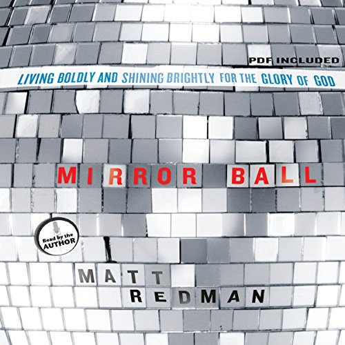 Mirrorball audiobook cover art