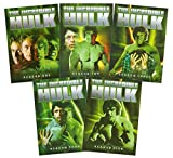 The Incredible Hulk Complete Seasons 1-5
