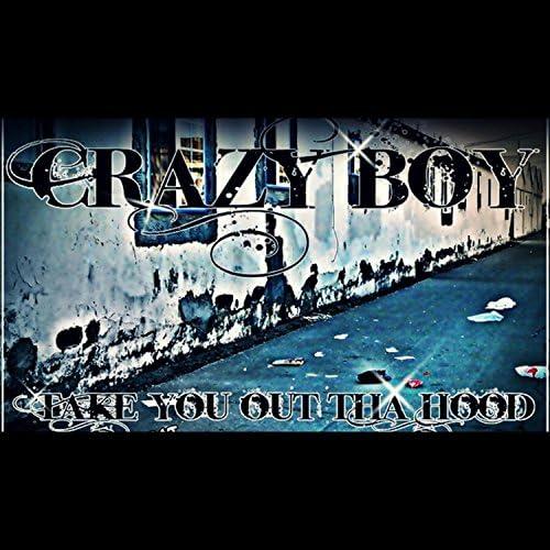 Crazy Boy. feat. Caz & Rebel