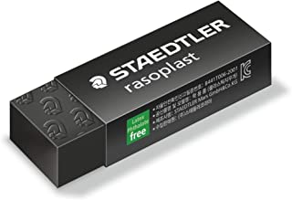 Staedtler Rasoplast Silgi, 65X23X13 Mm, Siyah