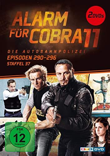 Alarm für Cobra 11 - Staffel 37 [2 DVDs]