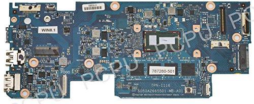 787280-501 HP Envy x2 13-J002DX/J012DX Laptop Motherboard 8GB w/ Intel Core M-5Y70 1.1Ghz CPU