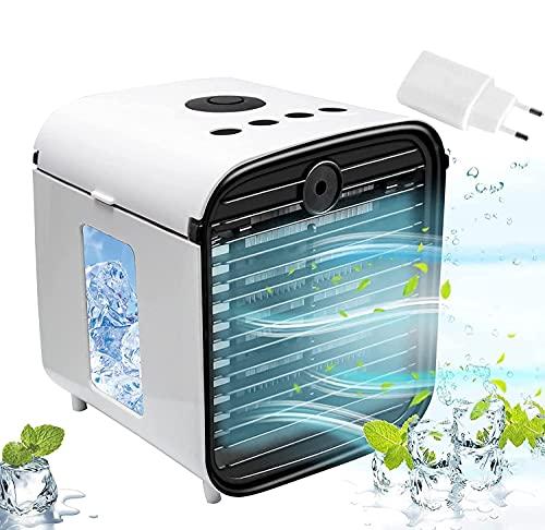 Mini aire acondicionado,enfriador de 3 1,humidificador