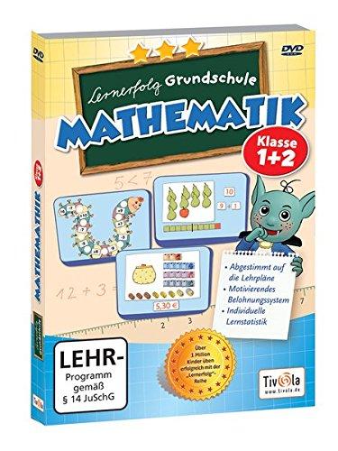 Lernerfolg Grundschule Mathematik Klasse 1+2 - [PC]