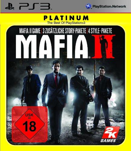 Mafia II - platinum [import allemand]