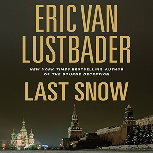 Last Snow audiobook cover art
