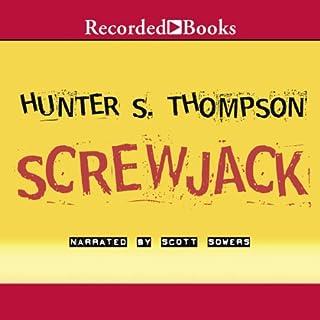 Screwjack audiobook cover art