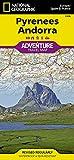 Pyrenäen und Andorra: NATIONAL GEOGRAPHIC Adventure Maps: Travel Maps International Adventure Map