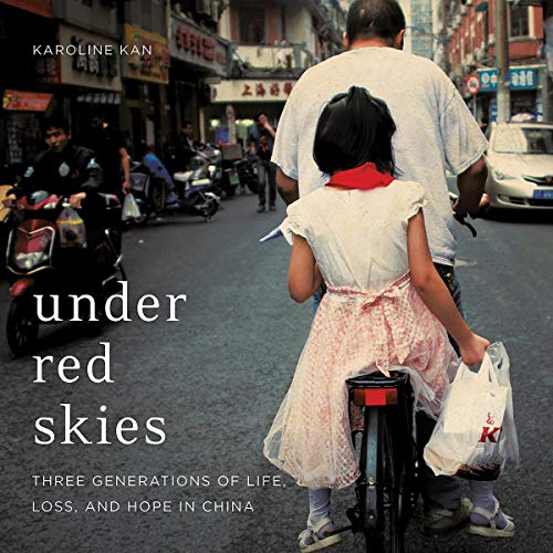 Under Red Skies audiobook cover art