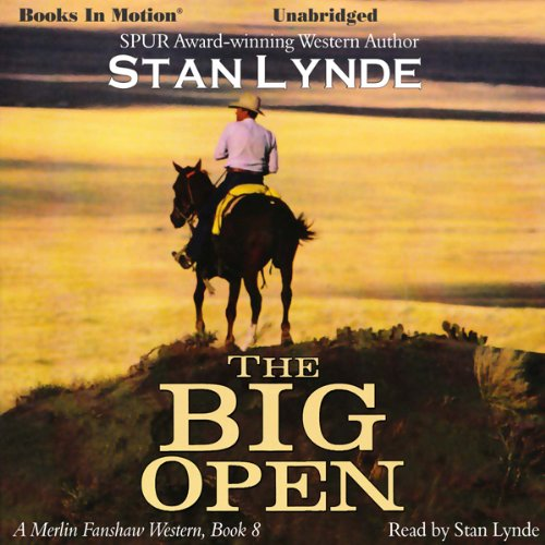 The Big Open audiobook cover art