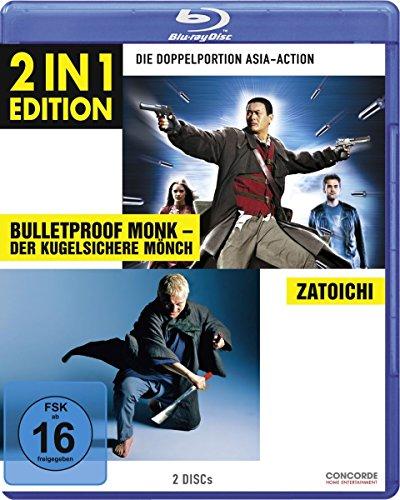 Bulletproof Monk/Zatoichi - Der blinde Samurai - 2 in 1 Edition [Blu-ray]