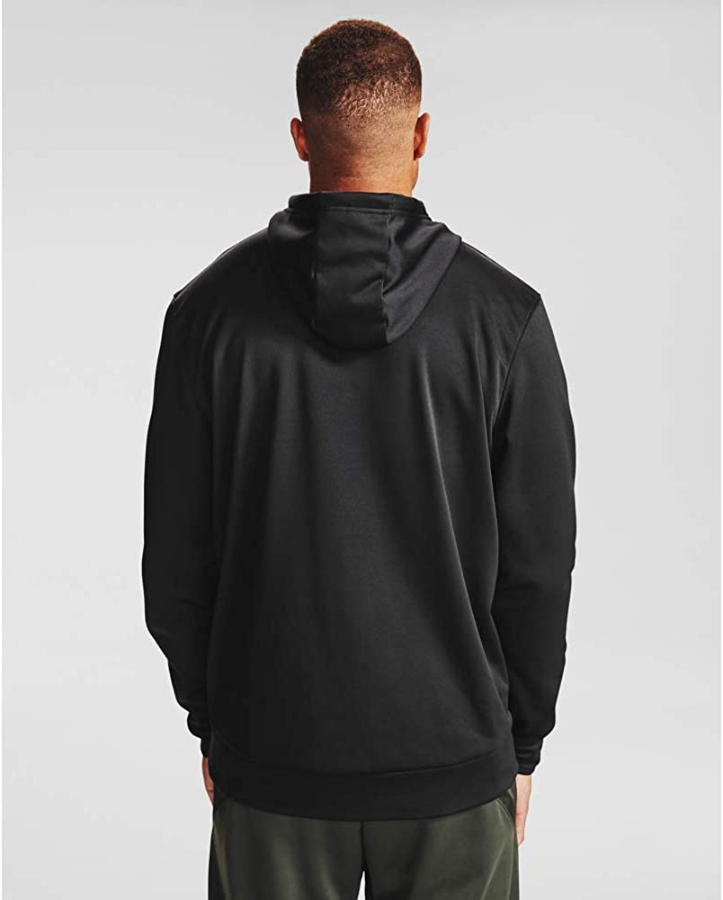 Under Armour Men's Armour Fleece Solid Hoodie: Clothing