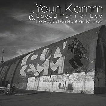 Youn Kamm & Bagad penn ar bed (Le bagad du bout du monde)