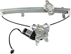 Front Window Regulator for Nissan Frontier 98-04 Left Power W/Motor