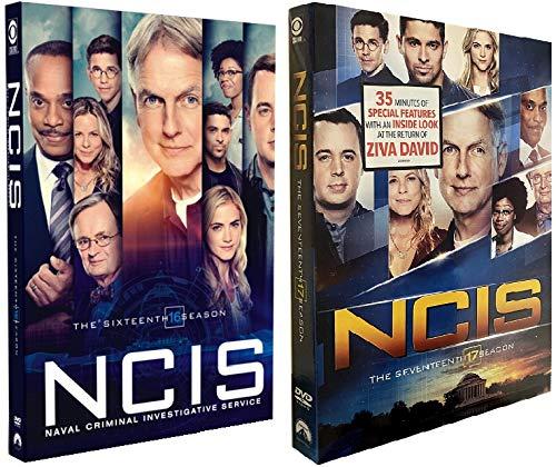 NCIS Season 16 and 17 DVD