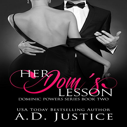 Her Dom's Lesson audiobook cover art