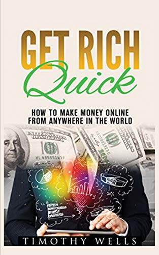 51+ouseZRTL - Get Rich Quick: How to Make Money Online