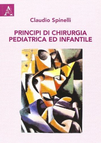 Principi di chirurgia pediatrica e infantile