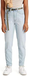 Women's High Waisted Taper Jeans