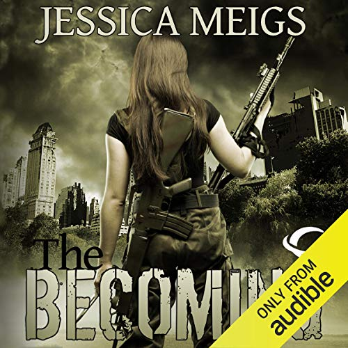 The Becoming Audiobook By Jessica Meigs cover art