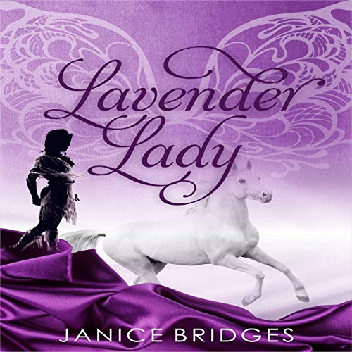 Lavender Lady audiobook cover art