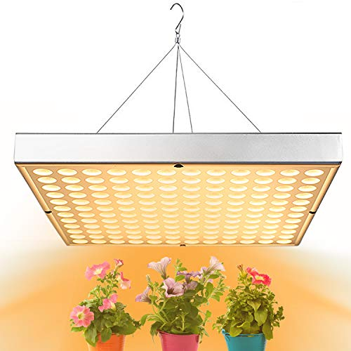 LED Grow Light for Indoor Plants, Upgrade 75W Sunlike Full Spectrum Grow Lamp Plant Light for Succulent, Bonsai, Hydroponics Flower, Vegetable Growing, Grow Tent, Indoor Greenhouses