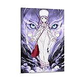 DSFGD Anime Anastasia Hoshin Re Zero Poster, dekoratives